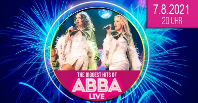 Terminänderung: ABBA - The Best Of - Live